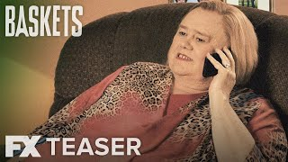 Baskets | Season 4: Voicemails From Christine: Calling Cody & Logan Teaser | FX