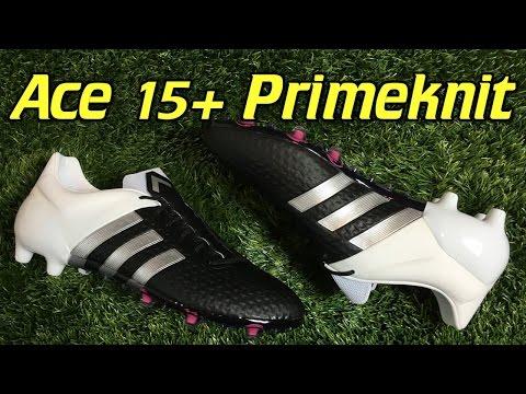Adidas ACE 15+ Primeknit Black/White/Metallic Silver - Review + On Feet - UCwpwBr5Q3vCEy27Ee7ZhpNQ