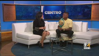 Centro: Victor Reynoso – A Boxer With A Very Promising Future