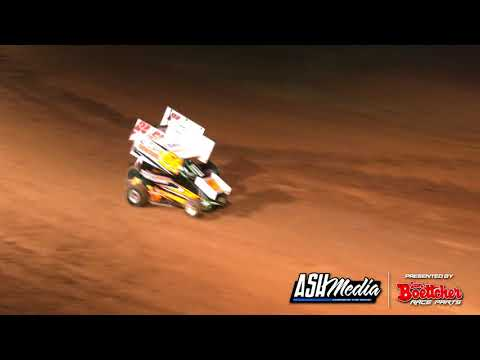 Junior Formula 500's: A-Main - Maryborough Speedway - 24.10.2020 - dirt track racing video image