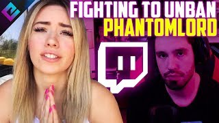 Dinglederper STILL Defending Phantomlord on his Twitch BAN for Scamming