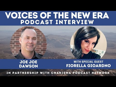 Voices of the New Era with Fiorella Giordano