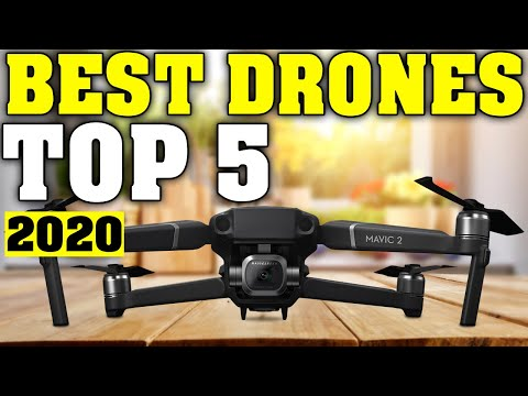 TOP 5: Best Drones 2020 - UCCnQOrN1ys0Rl3q9I2JTs-w