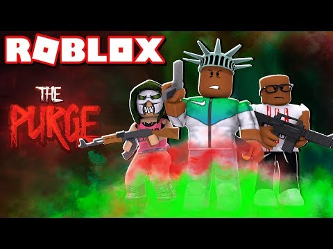 2 PLAYER PURGE IN ROBLOX - default