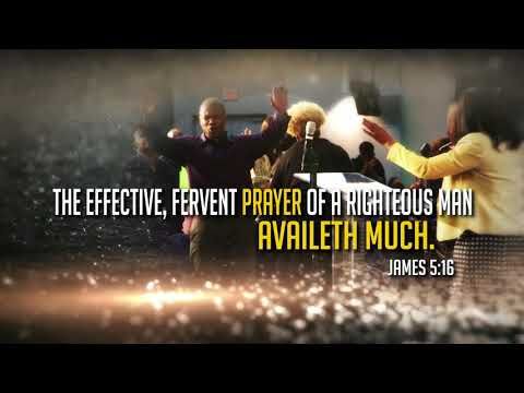 Night of Prayer February 23, 2018