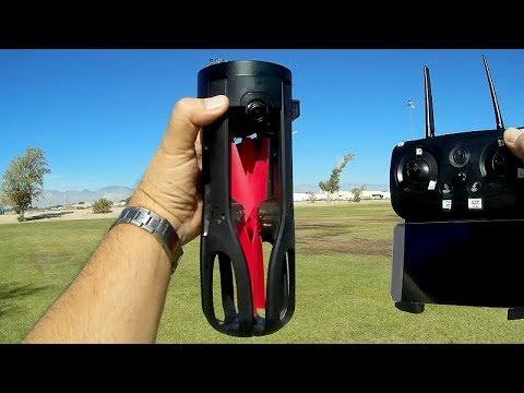 Le Idea Idea9 Large Folding 1080p GPS Selfie Drone Flight Test Review - UC90A4JdsSoFm1Okfu0DHTuQ