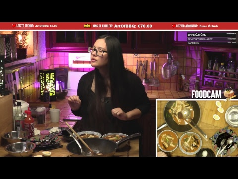 Cook & Chill: TTEOKBOKKI / TOPOKKI - koreanisches Reiskuchengericht à la Yasilicious - UC990hStWQ3tgj1Zk_ASTRoQ