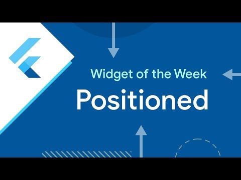 Positioned (Flutter Widget of the Week) - UC_x5XG1OV2P6uZZ5FSM9Ttw
