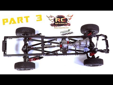 Building the Premium Toyota LC70 Land Cruiser BRX01 Boom Racing Truck   Video 3 | RC ADVENTURES - UCxcjVHL-2o3D6Q9esu05a1Q
