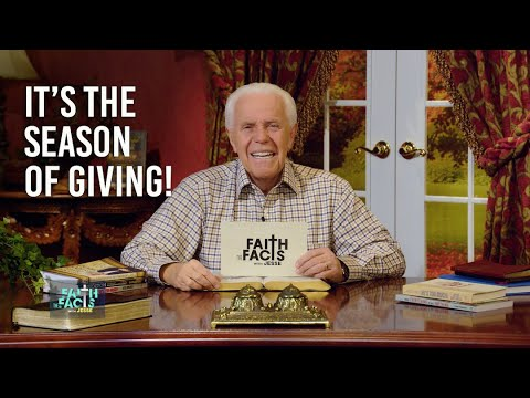 Faith the Facts: Its The Season Of Giving!  Jesse Duplantis