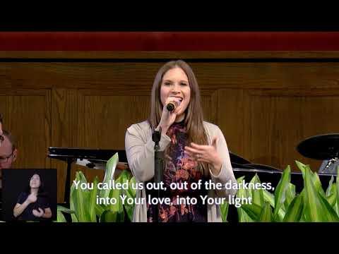 Full Service - 08/30/2020 - Christ Church Nashville