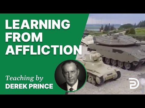 Learning from Affliction 14/6