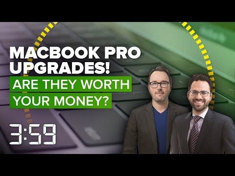 The new, speedier MacBook Pro. Worth the upgrade? (The 3:59, Ep. 430) - UCOmcA3f_RrH6b9NmcNa4tdg