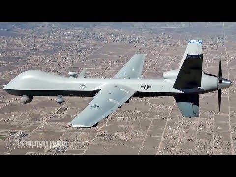 MQ-9 Reaper UAV: The Most Feared USAF Drone in the World - UCajKgpxKwbuhR2PkI7e-WUA