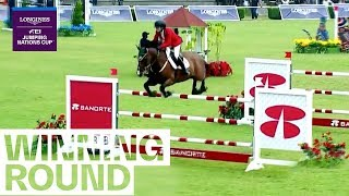 Mexico celebrates home victory | Longines FEI Jumping Nations ™ Coapexpan (MEX)