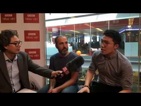 Bình luận World Cup với nhà báo thể thao BBC