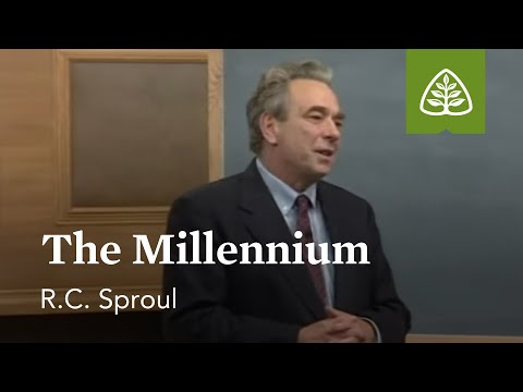 The Millennium: The Last Days According to Jesus with R.C. Sproul