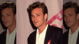 Luke Perry on newfound stardom, desire for privacy in 1992 interview at height of '90210' fame