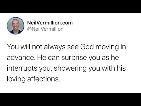 The Realization Of The Person I Have Called You To Be - Daily Prophetic Word