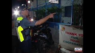 NCRPO Chief, nagsagawa ng surprise inspection sa ilang police station