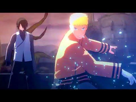 Naruto Shippuden Ultimate Ninja Storm 4 - All New Team Combination Ultimate Jutsus - UCtAzYb6zKExIG41FLFtEFQQ