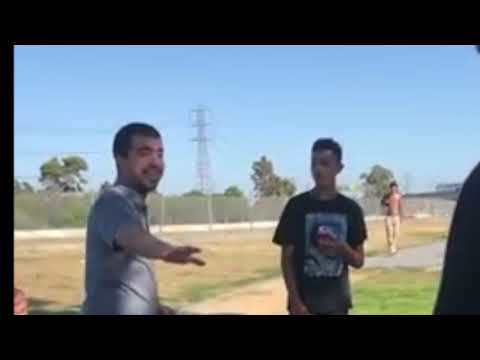 Young Christian Evangelizes to Group of High Skaters!