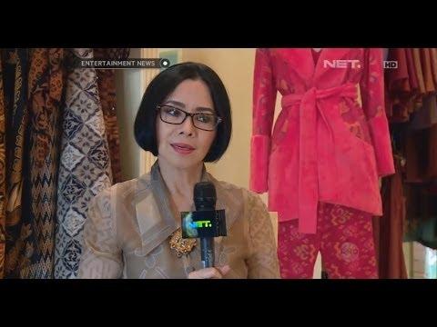 Koleksi Poppy Dharsono untuk Indonesian Creative Week 2013
