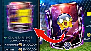 Pre-Season Is Back!! 40 Million Coin Profit | Fifa Mobile Pack Opening/Gameplay