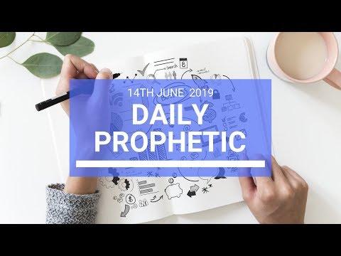 Daily Prophetic   June 14 Word 3