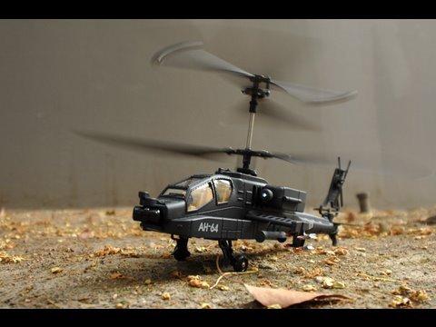 New Syma S023 3 ch Apache RC Helicopter - UCH6MbLEKxUPKK3y2uBreqDA