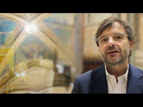 Nuova luce per San Francesco d'Assisi