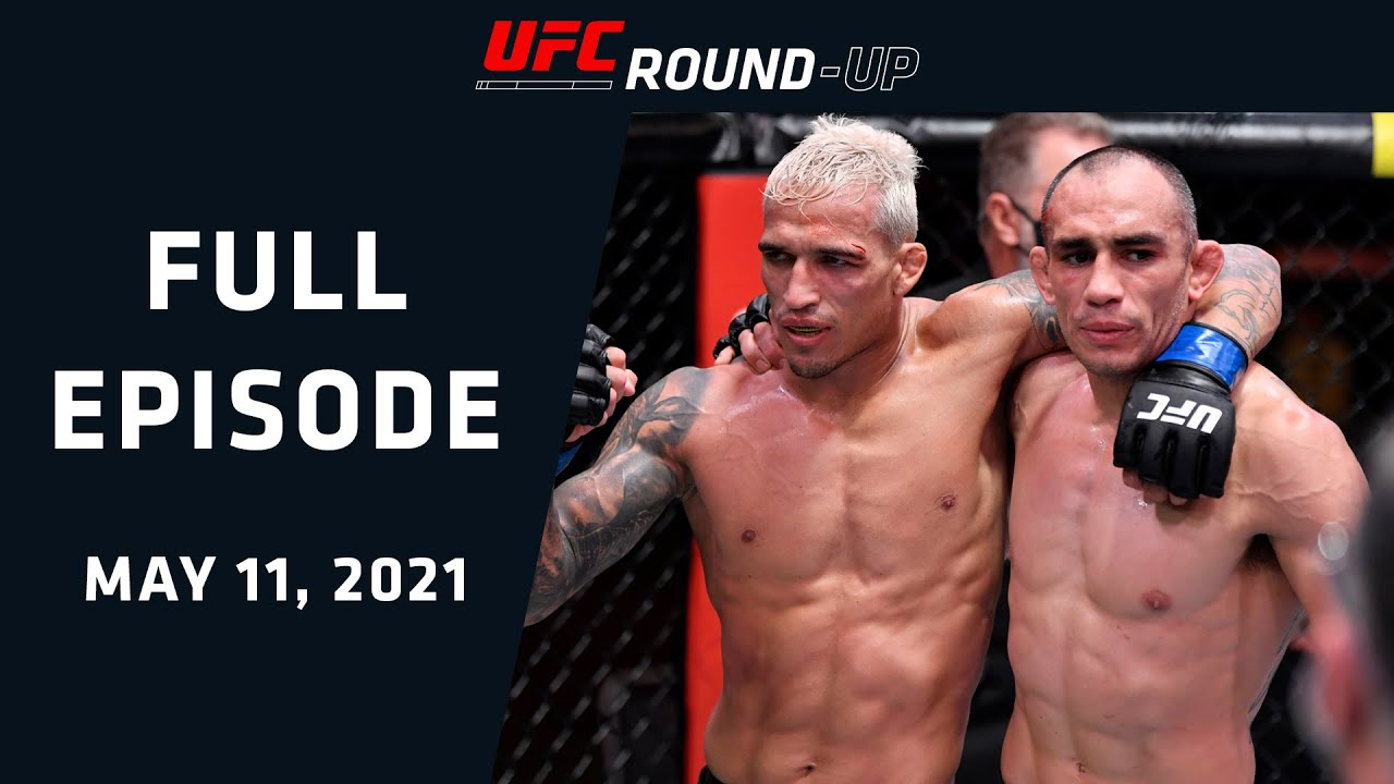 UFC 262: Oliveira vs Chandler Preview | UFC Round-Up With Paul Felder & Michael Chiesa