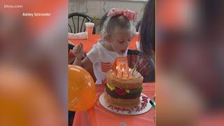 Only in Texas: What-a-birthday for a 6-year-old
