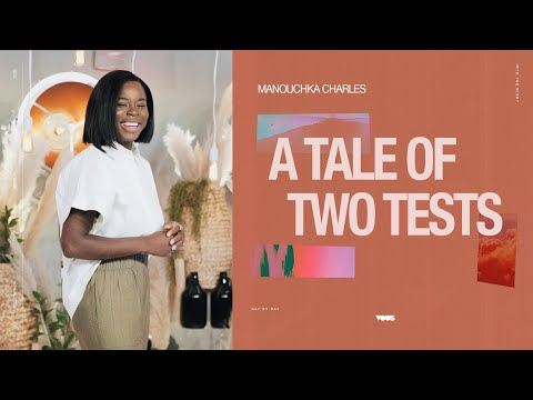 A Tale of Two Tests  Day by Day  Manouchka Charles