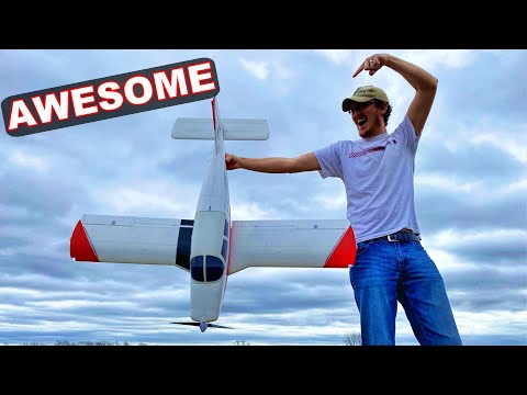 """Piper Cherokee E-flite RC Plane Flying On 4S Battery 1.3m (51"""") RC Plane - TheRcSaylors - UCYWhRC3xtD_acDIZdr53huA"""