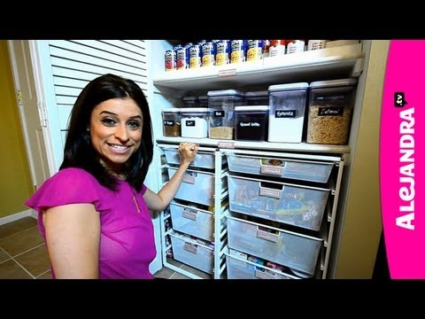 Most Organized Home in America (Part 1) by Professional Organizer & Expert Alejandra Costello - UCcvu0uB6SzugED_5FEC7Z0Q