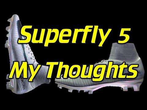 Nike Mercurial Superfly 5 - My Thoughts - UCUU3lMXc6iDrQw4eZen8COQ