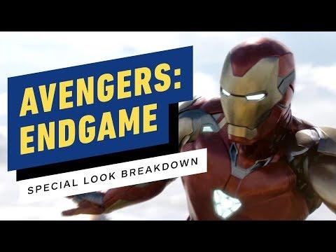 Avengers: Endgame - Special Look Breakdown - UCKy1dAqELo0zrOtPkf0eTMw