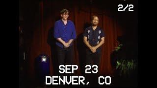 "The Black Keys - ""Let's Rock"" Tour Promo [Denver #2]"