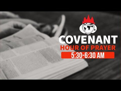 COVENANT HOUR OF PRAYER  25, AUGUST  2021 FAITH TABERNACLE
