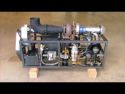 GR-5A Experimental Turboshaft Jet Engine Demo - UCTam5J1CDq4T8DR7RQOPn4Q