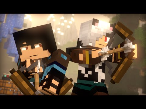 Survival Games: FULL ANIMATION (Minecraft Animation) [Hypixel] - default
