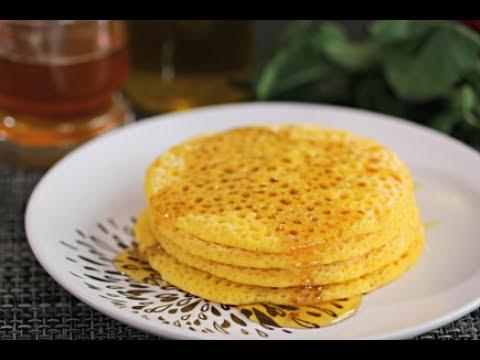[ARB] بغرير بدون غلوتين / Gluten Free Baghrir - CookingWithAlia - Episode 501 - UCB8yzUOYzM30kGjwc97_Fvw