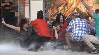 Turkish police disperse protestors in Kurdish majority city Diyarbakir | AFP
