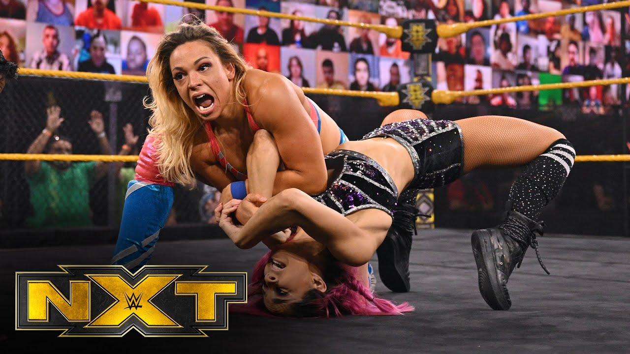 Zoey Stark vs. Dakota Kai: WWE NXT, March 17, 2021