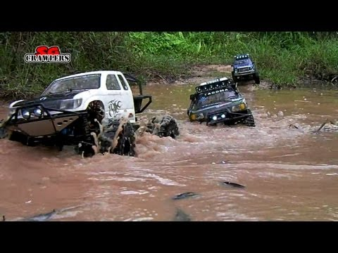 6 RC Trucks Scale offroad 4x4 adventures Wroncho scx10 Betty B-17 honcho Ford F150 Land Cruiser - UCfrs2WW2Qb0bvlD2RmKKsyw
