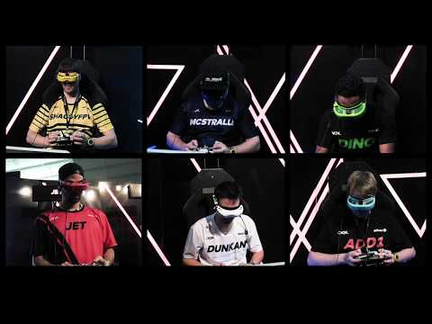 DRL 6-Up | Level 1: California Nights | Drone Racing League - UCiVmHW7d57ICmEf9WGIp1CA