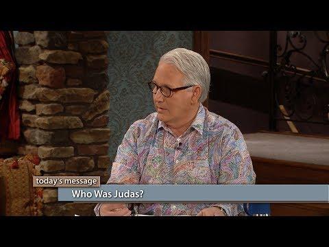 Who Was Judas?
