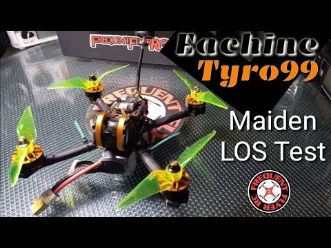 Tyro99 Maiden LOS test - UCNUx9bQyEI0k6CQpo4TaNAw