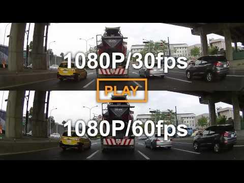 GoPro - 1440p 30 vs 48 fps Sharpness Comparison - GoPro Tip